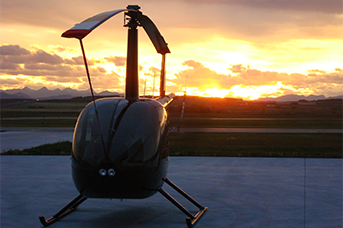 Pilot Training Price List - Helicopter flying