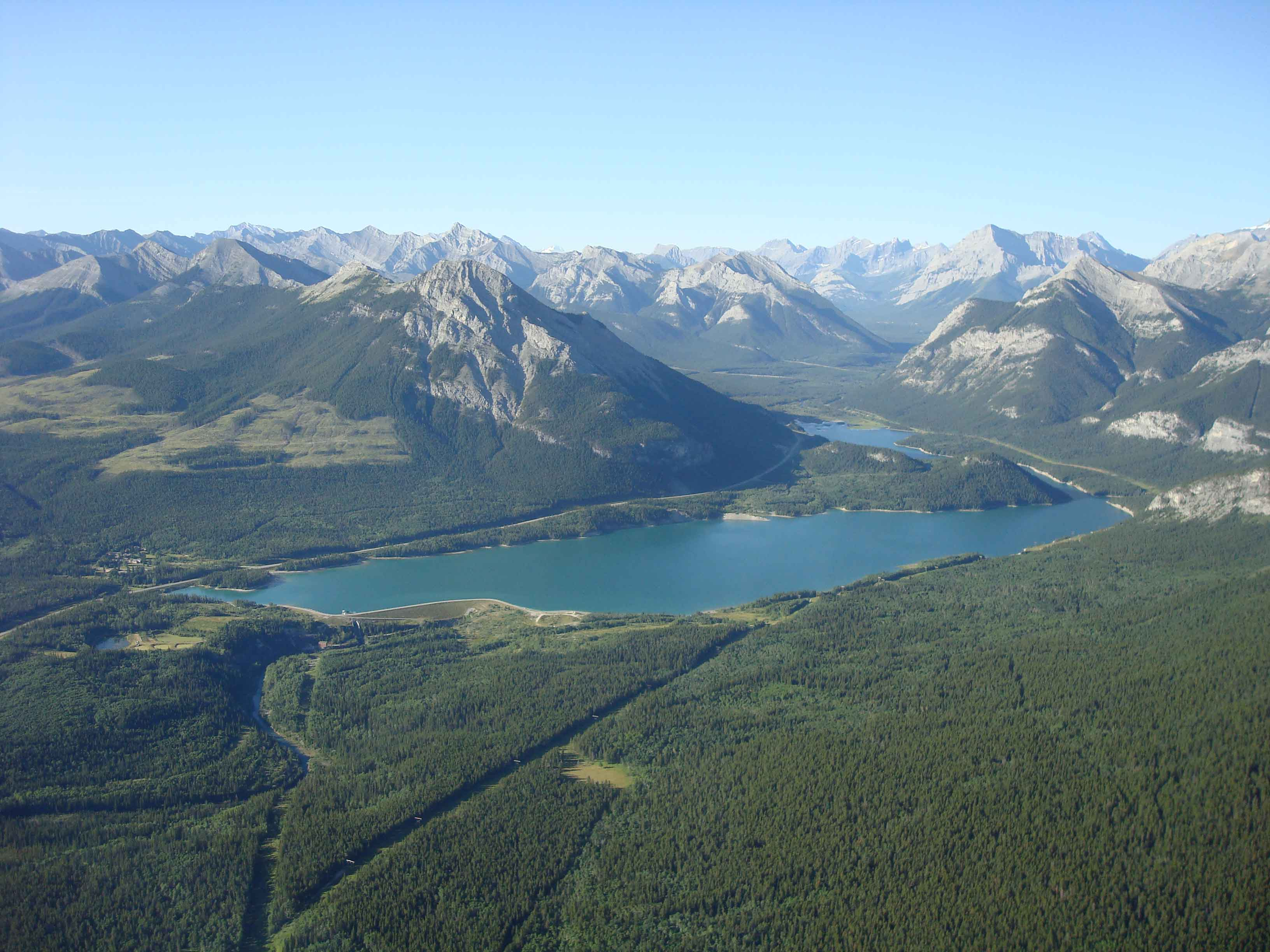 Mount Assiniboine Helicopter Tour  L R HELICOPTERS INC