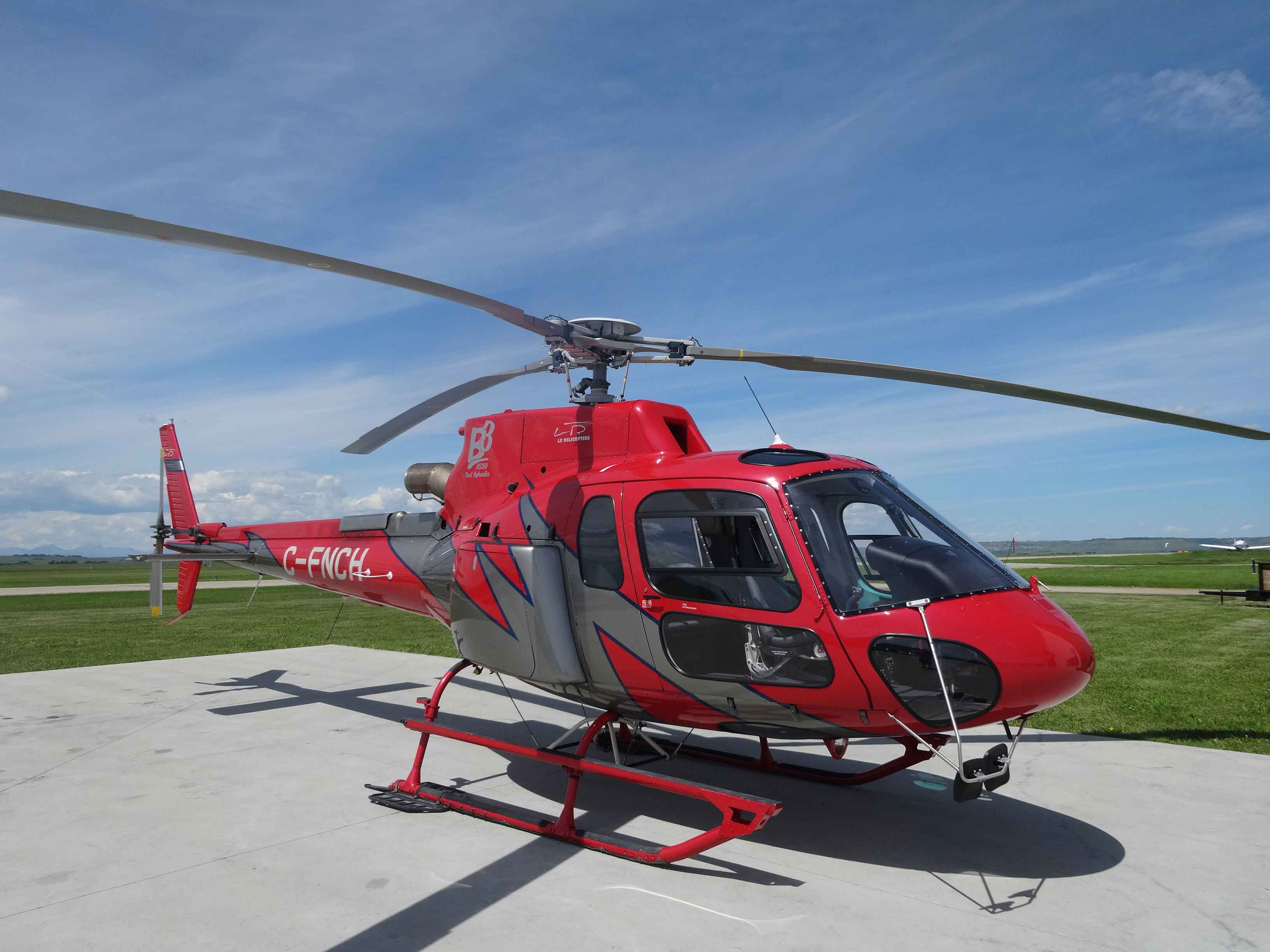 Type Ratings - L R HELICOPTERS INC - photo#35