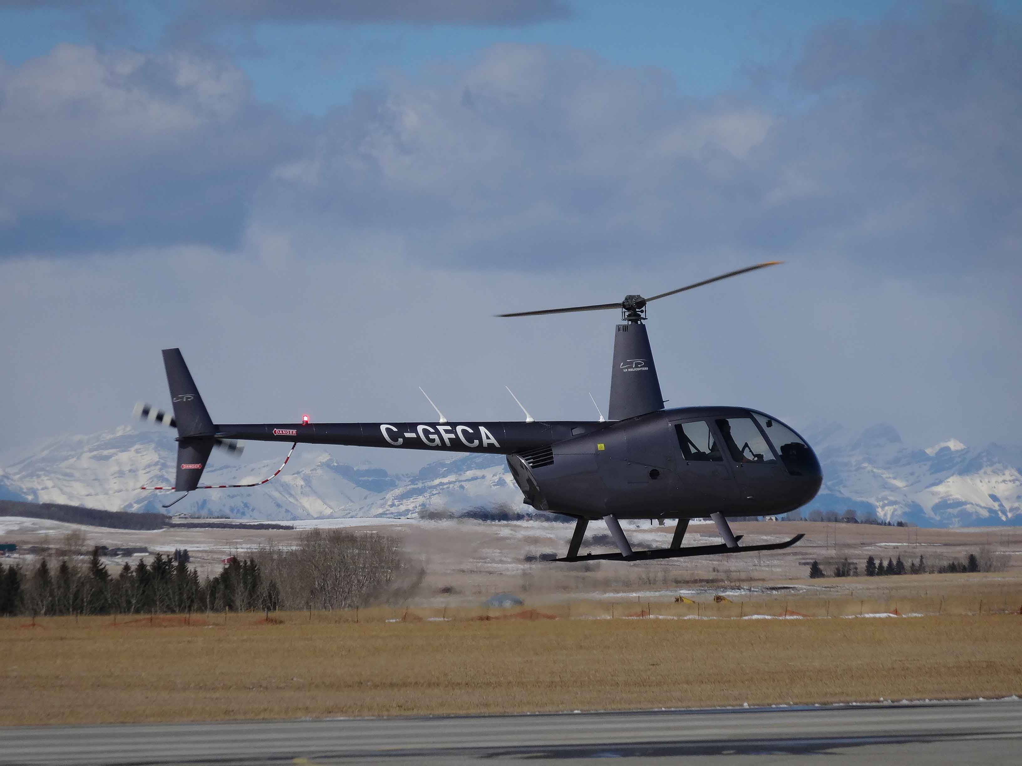 Type Ratings - L R HELICOPTERS INC - photo#32