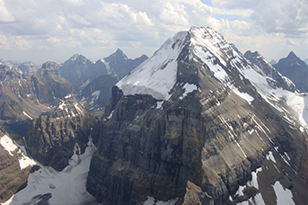 Lake Louise Helicopter Tour