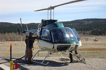 Helicopter CharterHelicopter Pilot Proficiency Check Calgary Alberta Canada