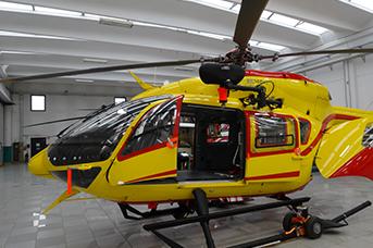 Helicopter Pilot Type Rating Training Calgary Alberta Canada