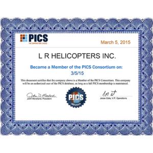 PICS-Certificate