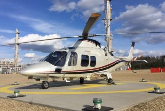 Fleet Management service at L R Helicopters