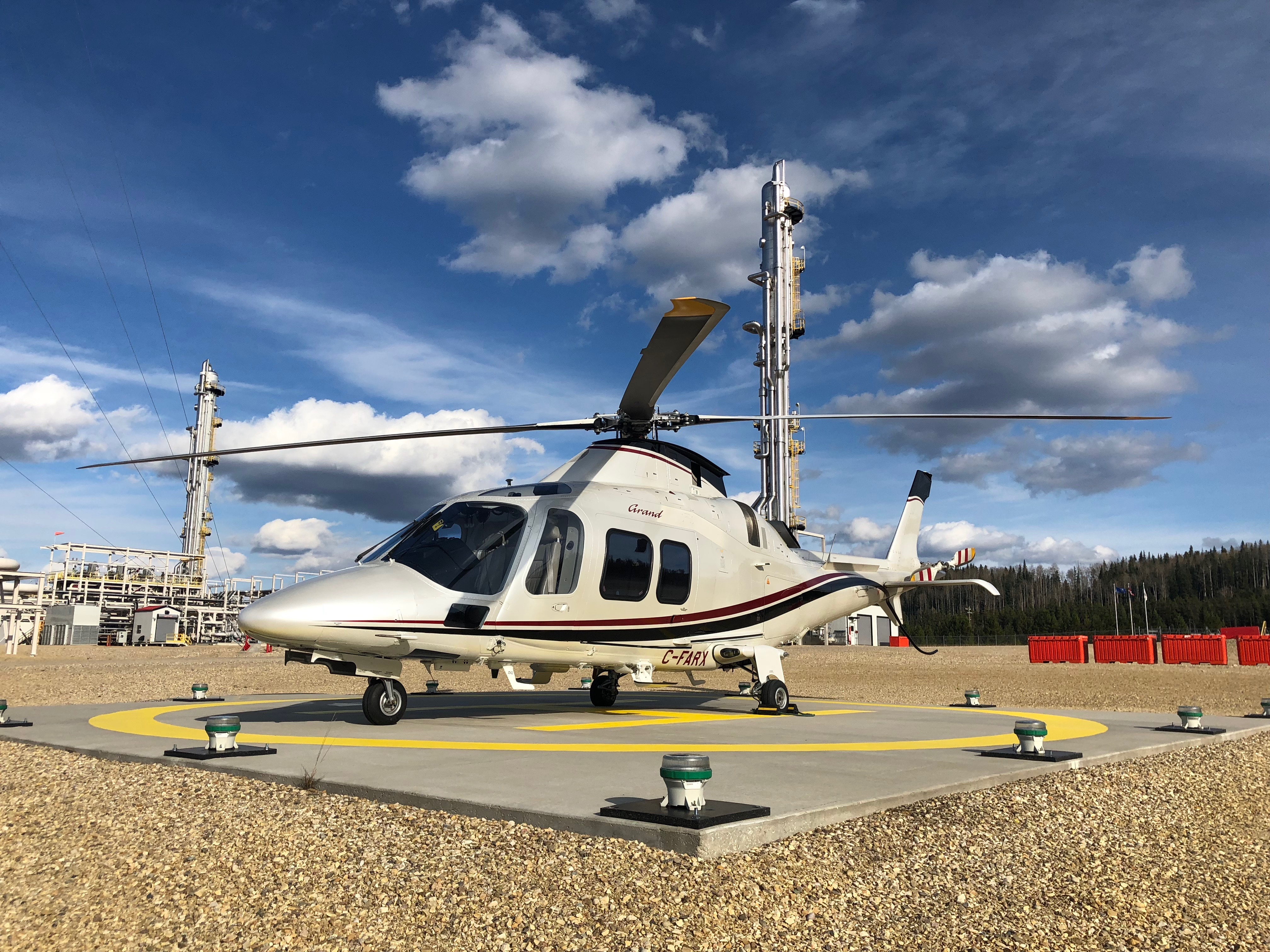 Aircraft - L R HELICOPTERS INC